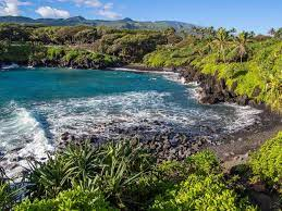 The population was 1,235 at the 2010 census. 16 Stunning Road To Hana Stops In Maui