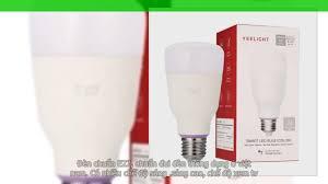 Bóng đèn LED thông minh Xiaomi Yeelight 2 2019