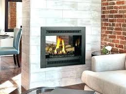 gas starter wood burning fireplace gas fireplace
