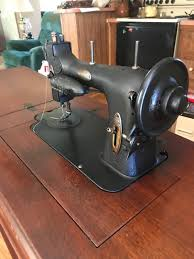 White Rotary Sewing Machine 1927 Value