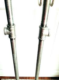 build a coat rack making galvanized pipe and wood mobile on diy plans