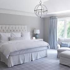 Blue French Pleat Curtains Design Ideas