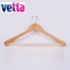 High Quality Coat Rack 100 pcs in a set hot sale wooden hanger high quality coat hanger 26