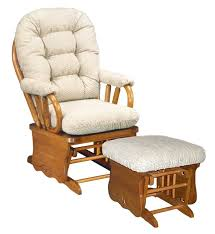 bedroom design modern glider rocking chair with tufted updating nursery cushion ikea gliders for chairs ott