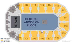 Seating Chart For Silverstein Eye Center Silverstein Eye Centers Arena Independence Tickets