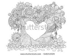Small Picture Dragon Heart Flower Coloring Coloring Pages