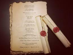 Scroll Wedding Invitations Scroll Wedding Invitations Along With