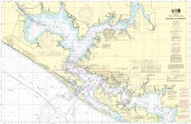 Noaa Chart 11416 Cruising Guides Navigational Charts And Other Supplies