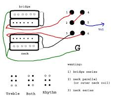 wire humbucker wiring diagram wiring diagrams single conductor humbucker wiring diagram diagrams