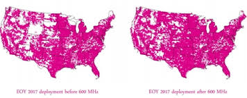 Tmobile Custumer Service T Mobile Confirms Speedy 600 Mhz Rollout For 2017 Covering