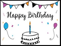 Free Print Birthday Cards Under Fontanacountryinn Com