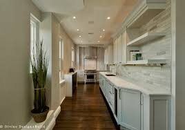 Narrow Kitchen Long Narrow Kitchen Design