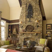 home living fireplaces. fieldstone fireplace home living fireplaces