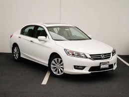 honda accord 2014 white. Plain Honda White Honda Accord 2014the May 2013 Article Says The Price Ran Between  21680 And 33430 The Sedan Got 40 Mpg It Comes With A LaneWatch Scru2026 On 2014 H