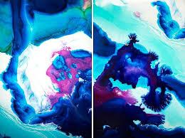 Pin by Alisha McDermott on Art   Blue abstract art, Art ...