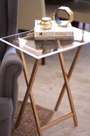 Couch Tray Table Best 25 Tray Tables Ideas Only On Pinterest Ottoman Table