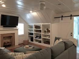 attic restoration craftsman family