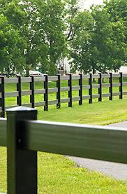 Winchester Vinyl Ranch Rail Fencing