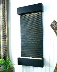indoor waterfall wall water feature outdoor waterfalls for how to fountain
