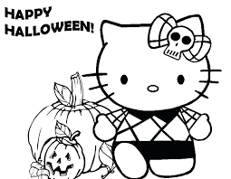 Cute Halloween Coloring Pages Printable Cute Coloring Sheets