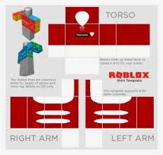 Roblox Clothes Templates Roblox Shirt Template Png Transparent Roblox Shirt Template