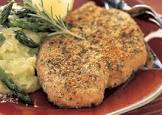 baked herb crusted chicken breasts