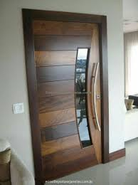 wood doors interior door glass design