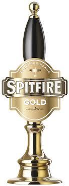spitfire gold. spitfire gold pump clip d