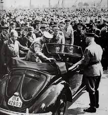 1938 Volkswagen Beetle Convertible Press Photo - Adolf Hit…   Flickr