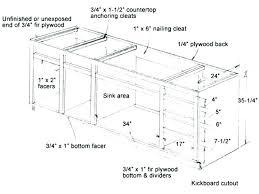 standard kitchen cabinet dimension standard base cabinet height standard base cabinet depth standard kitchen cabinet sizes