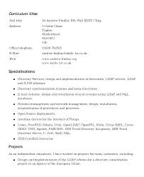 Resume Pdf Template Empty Resume Template Latest Of Free Blank