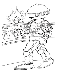 Power Ranger Coloring Page Rangers Charge Red Printable Pages