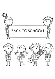 welcome back coloring pages school house coloring page welcome back coloring pages school house coloring page