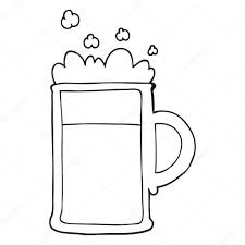 Kleurplaat Fles Bier Flasche Getrnkebehlter Ios 7 Schnittstelle