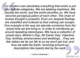 Carlos Castaneda Quotes Stunning Carlos Castaneda's Quotes Famous And Not Much Sualci Quotes