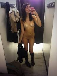 Teen Naked Dressing Room