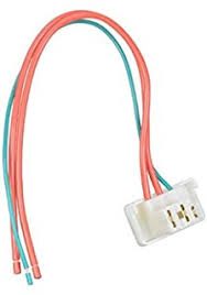 amazon com alternator pigtail repair harness 3 wire for lucas 3 Wire Harness alternator pigtail harness 3 wire for bosch & lucas alternators 4 wire harness