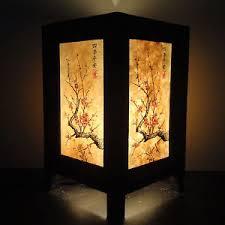oriental lighting. Image Is Loading Asian-Oriental-Japanese-Cherry-Blossom-Tree-Art-Bedside- Oriental Lighting