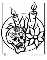 Small Picture Dia de los Muertos Day of the Dead Party Printables Woo Jr