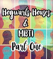 Scientific Harry Potter Mbti Houses Harry Potter Mbti Houses