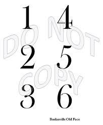 Reusable Stencil Diy Growth Chart Ruler Choose Your Font
