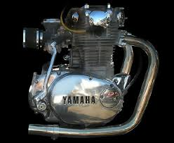 yamaha xs650 engine