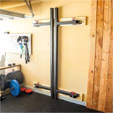 diy squat rack with pull up bar retractable power rack power rack delivery and gym