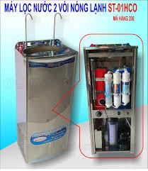 Máy lọc nước nóng lạnh 2 vòi ST-01HCO