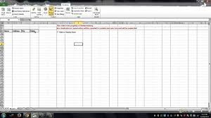 Create Checklist In Excel Excel How To Create And Use A Check Box Youtube
