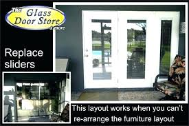 replacing door glass sliding glass door glass replacement cost replacing replacing front door glass inserts repair