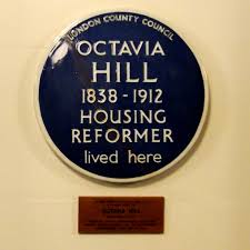Octavia Hill - moved : London Remembers, Aiming to capture all memorials in  London