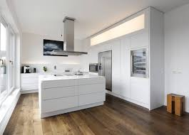 Amazing Einbauküche Mit Amerikanischem Kühlschrank Side By Side
