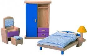отзывы <b>Plan Toys Набор мебели</b> для спальни