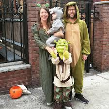 shrek family costume